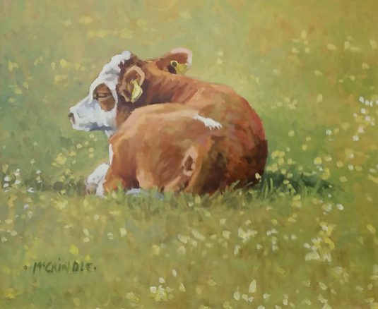 Buttercups, Daisies & Moo