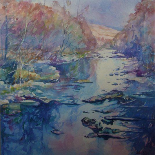 River Garry, Late Autumn