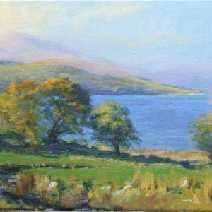 Lochside Trees, Loch Tay
